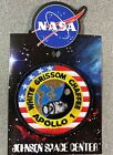 NASA APOLLO 1 MISSION PATCH Official Authentic SPACE 33 USA
