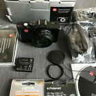 Leica D-LUX 6 Digital Camera with Extras