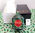MARSHFIELDS CLOCK CHRISTOPHER RADKO ORNAMENT 1999 LIMITED EDITION