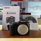 Used Pentax K100D DSLR Body (1085 actuations) - 1 YEAR GTEE