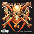 Megadeth - Killing Is My Business. And Business Is Good (Bonus Tracks) CD NEW