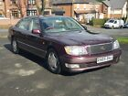 LEXUS LS400 MARK IV ONLY 60000 MILES IMMACULATE CAR