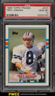 1989 Topps Traded Troy Aikman ROOKIE RC #70T PSA 10 GEM MINT (PWCC)