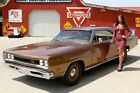 1969 Dodge Coronet RT 1969 Dodge Coronet RT Matching #s 440 727 Trans Sure Grip Rear Factory AC PS PDB