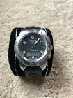 Tissot T Touch 1853 Wrist Watch for Men - Black Band - Stainless Steel Case