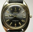 VINTAGE OMEGA CONSTELLATION AUTOMATIC CHRONOMETER DATE WRIST WATCH