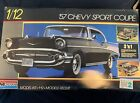RARE Monogram 1957 57 Chevy Sport Coupe 1:12 Model Kit 3 'n 1 Different Versions