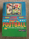 1989 SCORE FOOTBALL WAX BOX 36 PACKS UNOPENED SANDERS AIKMAN? Check our Feedbk !