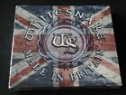 Whitesnake - Made In Britain The World Record NEW CD DAVID COVERDALE FOREVERMORE
