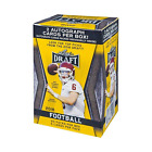 2018 LEAF DRAFT FOOTBALL BLASTER 5 BOX LOT - 10 AUTOS