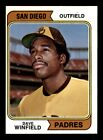Top 10 Dave Winfield Baseball Cards 17