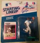 Ruben Sierra Autographed 1988 Starting Lineup Texas Rangers Star IN PERSON