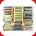N Scale Tri Level Auto Rack Car Lot Trailer Train Carrier Combined Shipping
