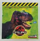 1997 Topps Jurassic Park The Lost World Factory Sealed 36 Count Hobby Box (B)