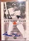 WILLIE MAYS 2000 UPPER DECK HITTERS CLUB SP AUTOGRAPH L@@K