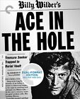 ACE IN THE HOLE CRITERION COLLECTION DUAL FORMAT DIGIPACK BLU RAY DVD BRAND NEW