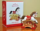 Hallmark Keepsake 2015 ~ Third in the Santa Certified Series, Rocking Horse