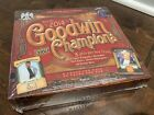 2014 Upper Deck Goodwin Champions Hobby Box FACTORY SEALED