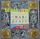 Laurie Johnson KPM library CD A History of War and Peace The Avengers OOP