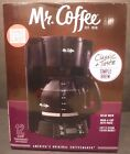 New Mr Coffee 12 Cup Programmable Coffeemaker Simple Brew Java Joe BVMC EVX23