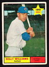 Top 10 Billy Williams Baseball Cards 13