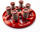 DUCATI DRY CLUCH PRESSURE PLATE KIT RED ANODIZED Engine