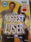BIggest Loser Wii Factory Pre Owned In Plactic Free Fast Shipping one Day Action