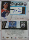 Taylor Hall Rookie Cards and Autographed Memorabilia Guide 36