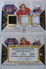 2013-14 In The Game-Used Hockey Cards 43