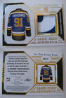 2013-14 In The Game-Used Hockey Cards 46