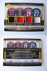2015 Leaf In The Game Used Hockey Cards 10