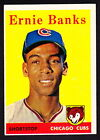 Ernie Banks Cards, Rookie Card and Autographed Memorabilia Guide 18