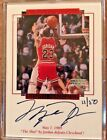 The Top Michael Jordan Autographed Cards of All-Time 9