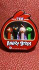 ANGRY BIRDS LIMITED EDITION 4 PC PEZ SET-- NEW IN BOX --FACTORY SEALED