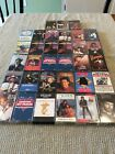 Lot of 32 Vintage Cassette Music Tapes Country Judds Brooks Gill Strait +++