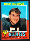 Dick Butkus Cards, Rookie Cards and Autographed Memorabilia Guide 11