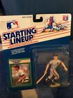 1989 Kenner Starting Lineup MLB Sealed Figure - Will Clark SF Giants