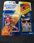 1992  CHRIS SABO - Starting Lineup - SLU - Sports Figurine - Cincinnati Reds