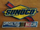 SUNOCO Official Fuel of NASCAR Patch 3 1/2