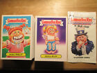 2016 Topps Garbage Pail Kids American as Apple Pie in Your Face Trading Cards 5