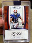 TIM TEBOW 2017 IMMACULATE COLLEGIATE AUTO AUTOGRAPH TRUE 1 1! FLORIDA GATORS!!!!