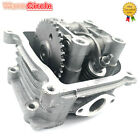 GY6 CYLINDER HEAD  VALVE SCOOTER GO KART 50cc QMB139 NEW