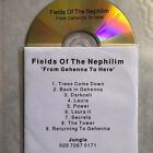 Fields Of The Nephilim • ULTRA RARE 10th Planet CD-R ACETATE • Gehenna To Here.