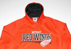Detroit Red Wings Hoodie Mens size X Large New w Tag