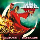 WOLF Legions Of Bastards 2011 CD Heavy Metal black trip high spirits witch cross