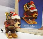HALLMARK DOWNHILL DELIVERY 2004 Nick and Christopher Series NEW in BOX