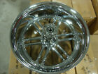 BIG DOG MOTORCYCLES 08-11 PITBULL CHROME REAR WHEEL 20