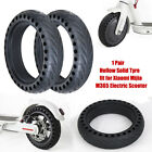 Hollow Tires Wheel 8 1 2X2 Thickened Inner Tube For Xiaomi M365 Electric Scooter