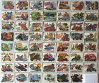 1980 Topps Weird Wheels Trading Cards 28