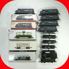 N Scale SP Southern Pacific Car and Locomotive Lot Combined Shipping